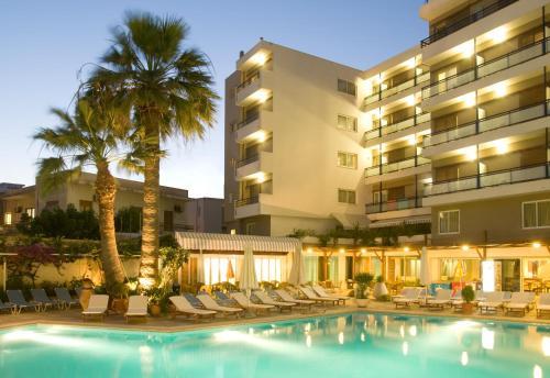 Best Western Plus Hotel Plaza, 85100 Rhodos