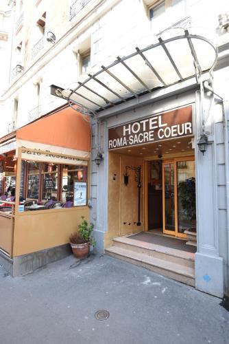 Adonis Sacré Coeur Hotel Roma photo 74