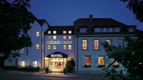 Hotel-overnachting met je hond in Hotel Zum Schiff - Freiburg im Breisgau