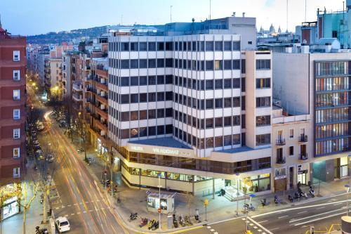 Hotel Viladomat by Silken impression