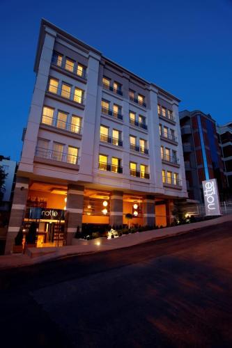 Ankara Notte Hotel telefon