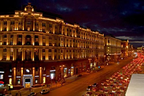 Megapolis Tverskaya Fotografia principal