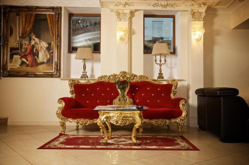 Golden Rooms Hotel Moscow  Russia