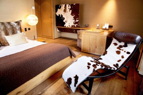 Habitación Doble Romántica Grau Roig Andorra Boutique Hotel & Spa 5