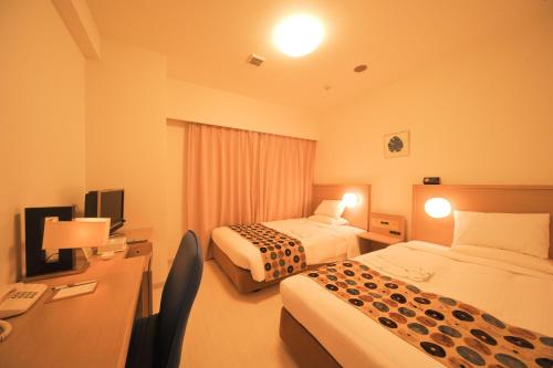 Eco-Friendly Twin Room - No Daily Cleaning - Non-Smoking