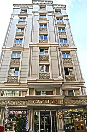 Istanbul Carlton Hotel indirim kuponu