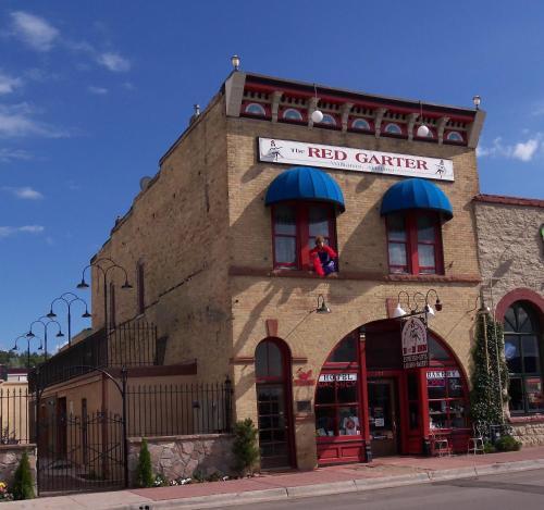 Red Garter Inn - Accommodation - Williams