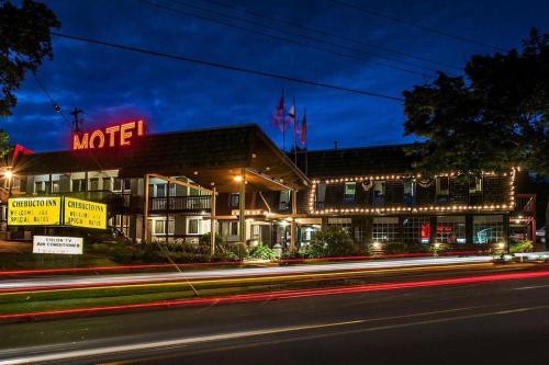 Chebucto Inn - Halifax, NS B3K 2R9