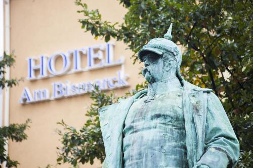 Am Bismarck - Hotel - Mannheim
