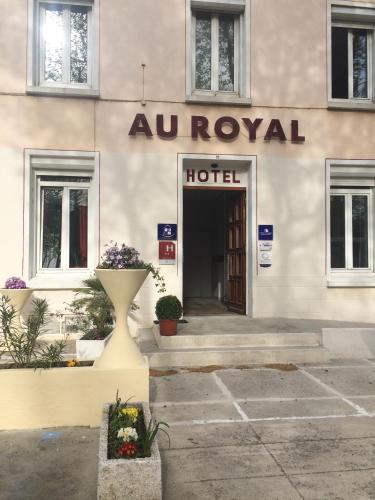 Au Royal Hotel - Hôtel - Carcassonne