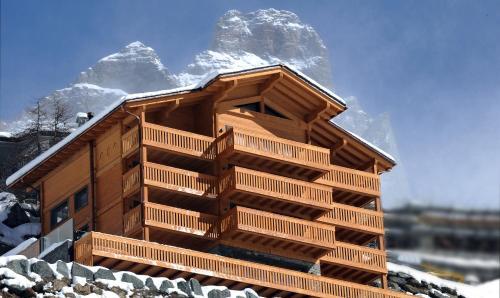 La Cresta Chalet Breuil Cervinia