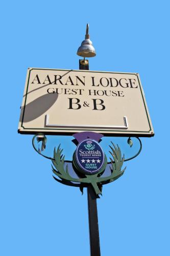 Aaran Lodge Guest House