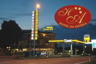 . Hotel Da Angela