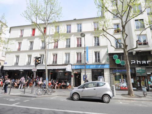 Hipotel Paris Gambetta République - Hôtel - Paris