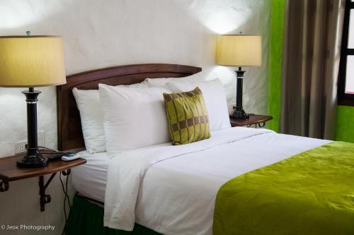 Hotel Camino Maya Ciudad Blanca salas fotos