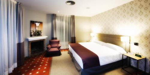 Einzelzimmer La Almoraima Hotel 6