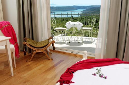 Hotel-overnachting met je hond in Hotel Villa Stefanija - Barban