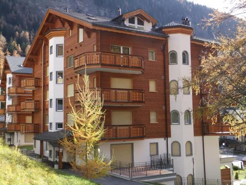 Residenz Ambassador A11 - Apartment - Leukerbad