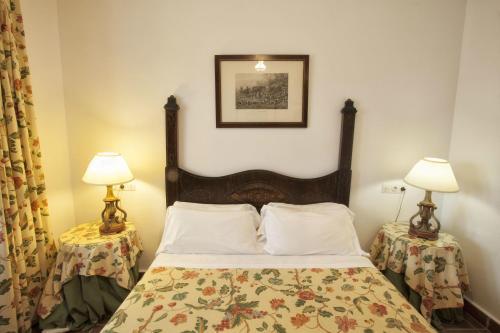 Doppel- oder Zweibettzimmer Hotel Los Caspios 7