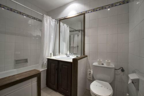 Doppel- oder Zweibettzimmer Hotel Los Caspios 5