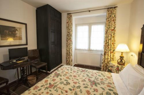Doppel- oder Zweibettzimmer Hotel Los Caspios 6