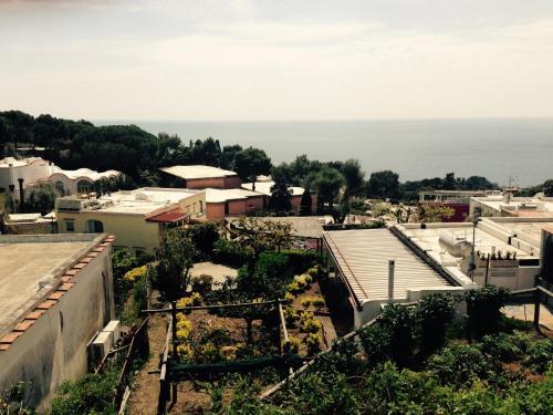 La Casetta, Pension in Capri
