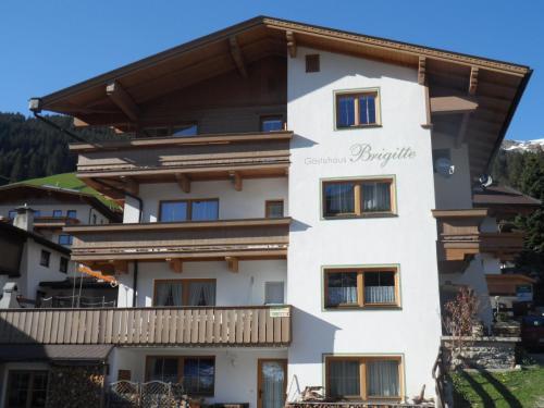 Gästehaus Brigitte Lanersbach-Tux