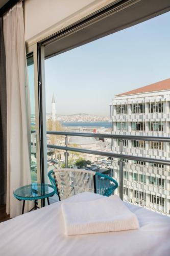 Istanbul Miller Hotel odalar