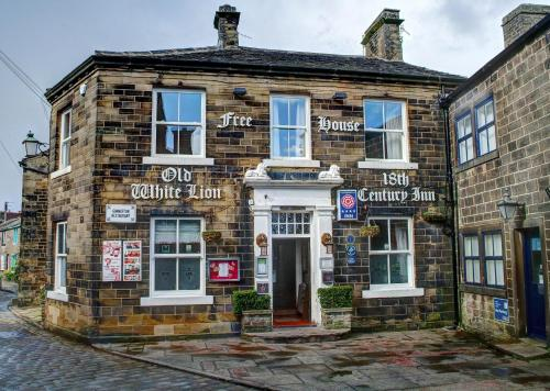 The Old White Lion Hotel - Haworth