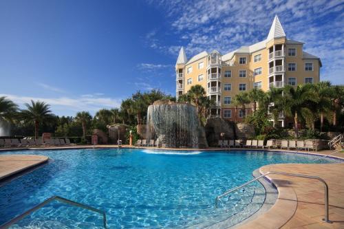 Hilton Grand Vacations at SeaWorld impression