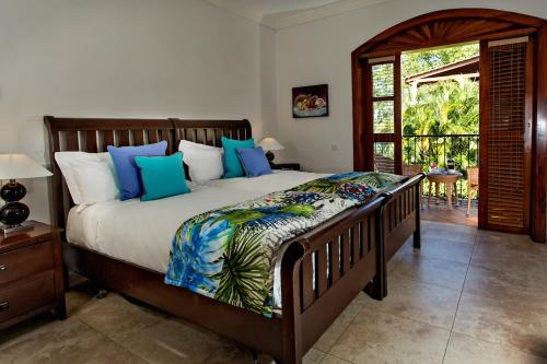 Courtyard Three Bedroom Villa