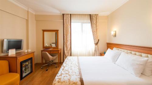 Istanbul Prestige Hotel ulaşım