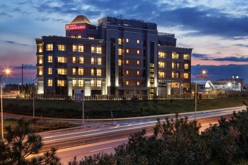 Corlu Hilton Garden Inn Corlu directions