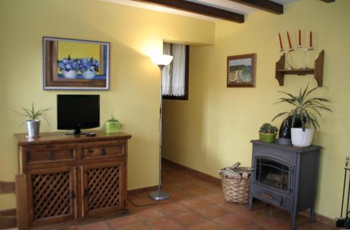 Hotel-overnachting met je hond in Apartamentos Las Camelias - Soto de Luiña