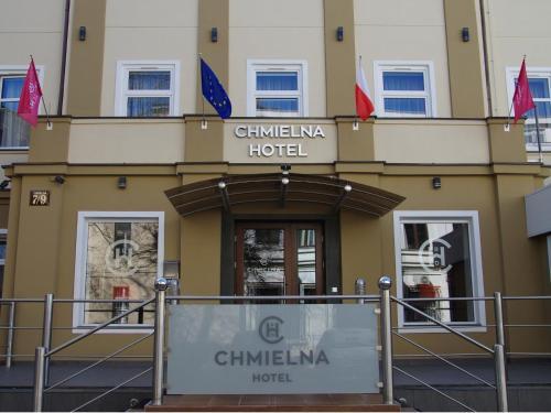 Hotel Hotel Chmielna Warsaw