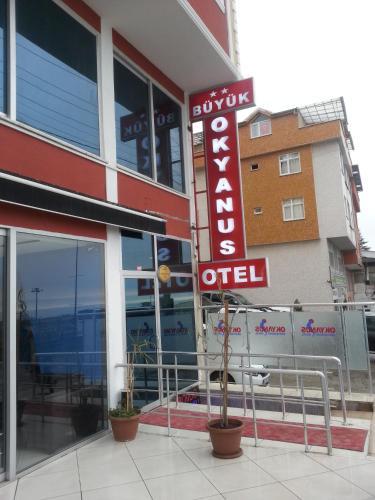 Trabzon Okyanus Hotel online rezervasyon