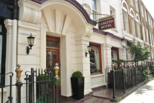 Carlton Hotel, Bloomsbury