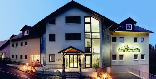 . Hotel Am Wald - garni