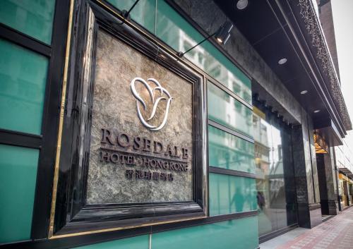 Rosedale Hotel Hong Kong photo 26