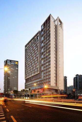 Hotel Guangzhou Xing Yi International Apartment - Railway Station Xi Wan Road Branch