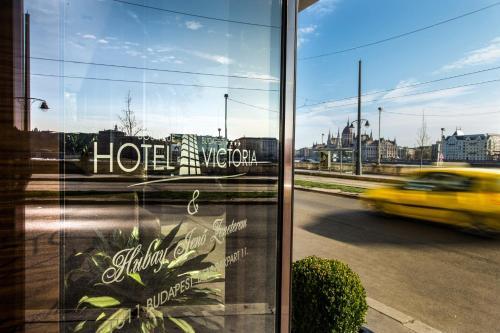 Boutique Hotel Victoria Budapest photo 36