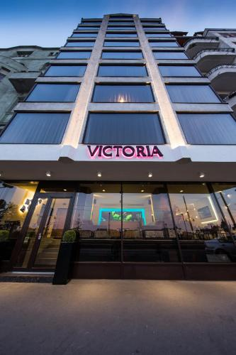 Boutique Hotel Victoria Budapest photo 41