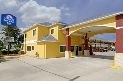Americas Best Value Inn-Baytown
