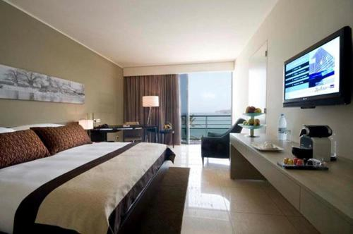 Camera Premium con Balcone e Vista Mare (Premium Room with Balcony and Sea View)
