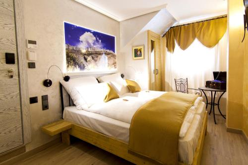 Double Room-Sierra de Bernia Boutique Hotel Sierra de Alicante 11