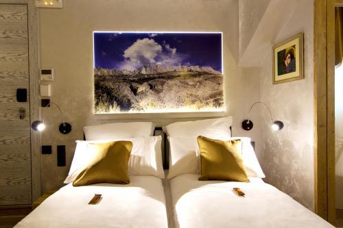 Double Room-Sierra de Bernia Boutique Hotel Sierra de Alicante 5