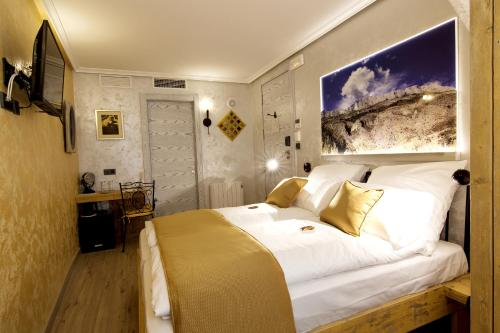 Double Room-Sierra de Bernia Boutique Hotel Sierra de Alicante 10