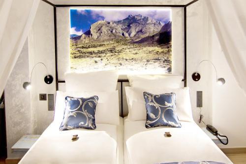 Triple Room with Balcony-Sierra de Cabezón de Oro Boutique Hotel Sierra de Alicante 9