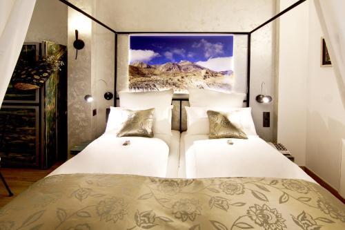 Triple Room with Balcony-Sierra de Maigmó Boutique Hotel Sierra de Alicante 9