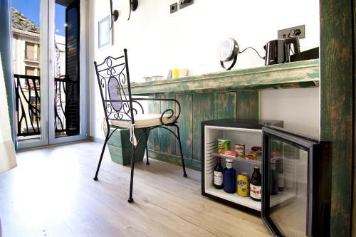 Triple Room with Balcony-Sierra de Maigmó Boutique Hotel Sierra de Alicante 11